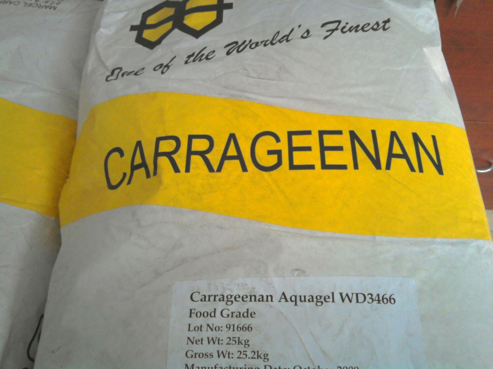 CARRAGEENA AQUAGEL WD–3466